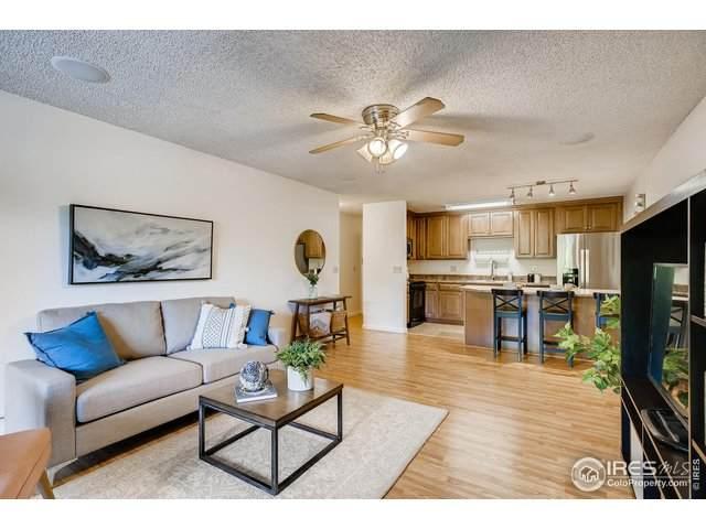 3120 Corona Trl #209, Boulder, CO 80301 (MLS #924373) :: Wheelhouse Realty