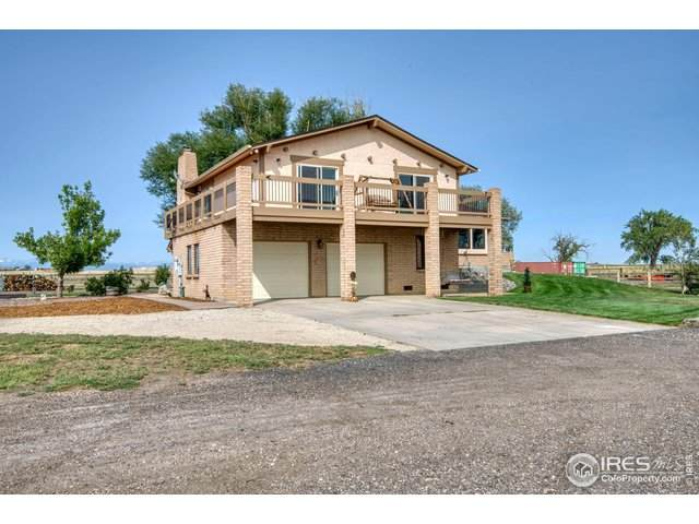 2643 County Road 19, Fort Lupton, CO 80621 (#924375) :: The Margolis Team