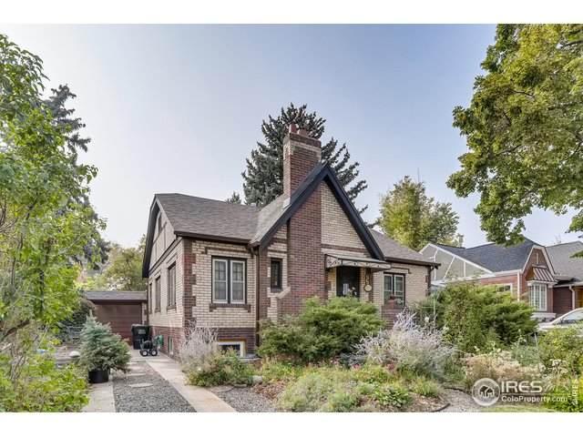 1263 Bellaire St, Denver, CO 80220 (MLS #924388) :: 8z Real Estate