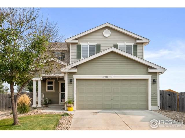 10442 Butte Dr, Longmont, CO 80504 (#924392) :: Kimberly Austin Properties