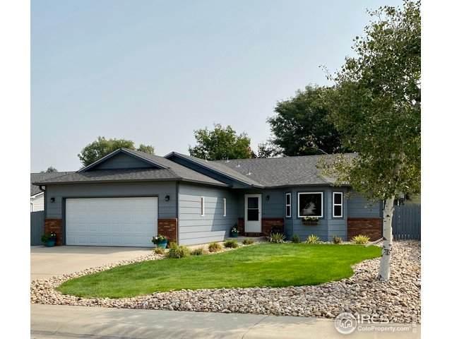128 50th Ave, Greeley, CO 80634 (MLS #924396) :: Wheelhouse Realty