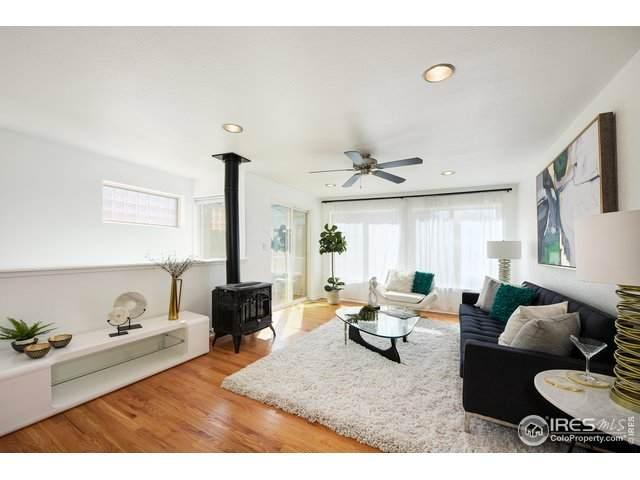 2701 Mapleton Ave C, Boulder, CO 80304 (#924398) :: Peak Properties Group