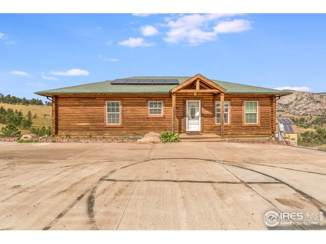 503 Snow Top Dr, Drake, CO 80515 (MLS #924406) :: Wheelhouse Realty