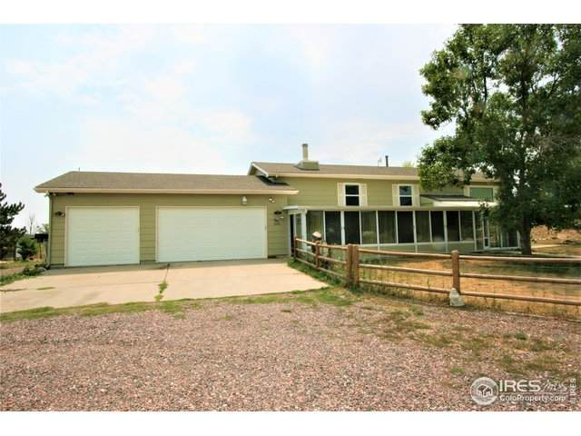 5101 Gary Dr, Berthoud, CO 80513 (MLS #924411) :: Jenn Porter Group