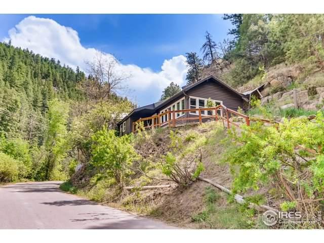 5216 Fourmile Canyon Dr, Boulder, CO 80302 (MLS #924412) :: J2 Real Estate Group at Remax Alliance