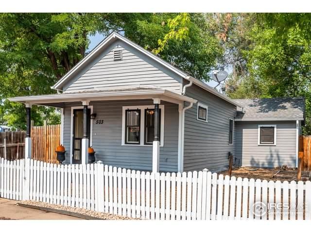 503 E Geneseo St, Lafayette, CO 80026 (MLS #924420) :: Downtown Real Estate Partners