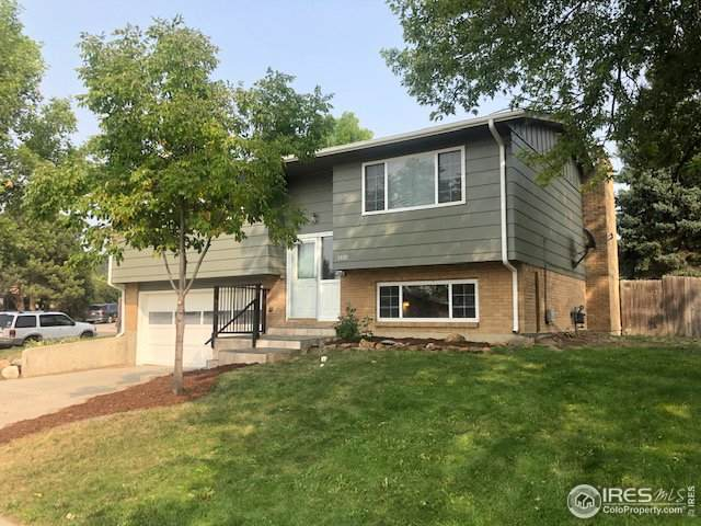 1410 Mount Evans Dr, Longmont, CO 80504 (MLS #924424) :: 8z Real Estate