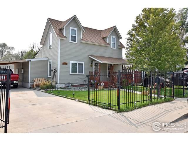 1122 3rd St, Greeley, CO 80631 (MLS #924426) :: Neuhaus Real Estate, Inc.