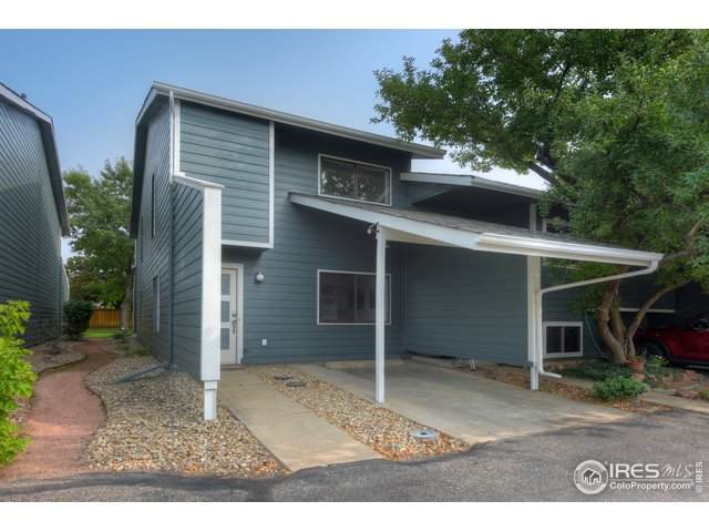 2956 Glenwood Dr, Boulder, CO 80301 (MLS #924431) :: Jenn Porter Group