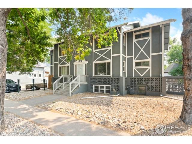 211 E Mulberry St #1, Fort Collins, CO 80524 (MLS #924458) :: Wheelhouse Realty
