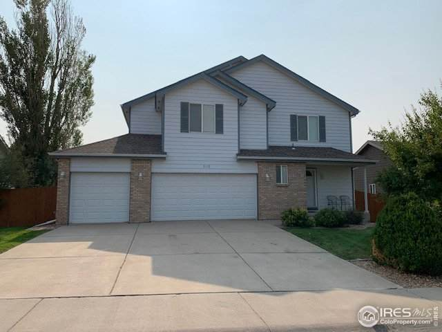 3112 51st Ave, Greeley, CO 80634 (MLS #924462) :: Keller Williams Realty