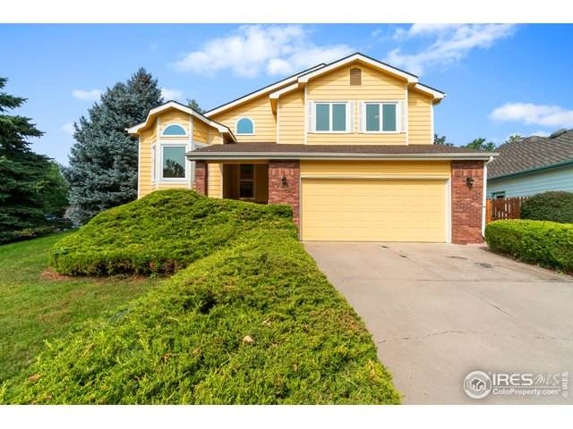 2639 Pasquinel Dr, Fort Collins, CO 80526 (MLS #924464) :: 8z Real Estate
