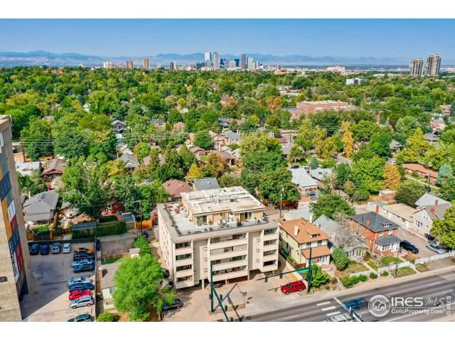 1035 Colorado Blvd #601, Denver, CO 80206 (MLS #924466) :: 8z Real Estate