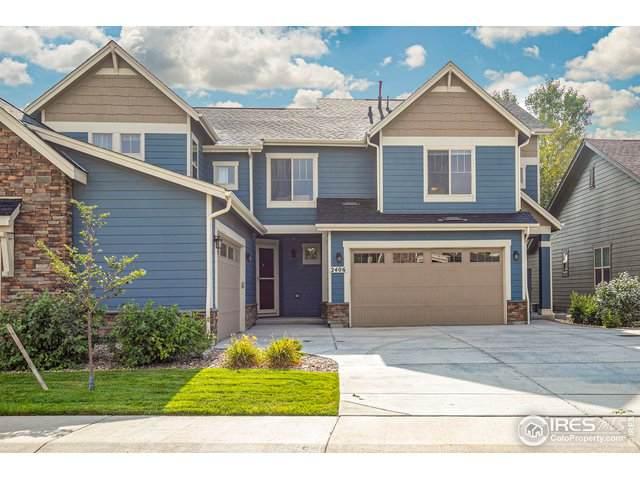 2406 Calais Dr A, Longmont, CO 80504 (MLS #924468) :: Colorado Home Finder Realty
