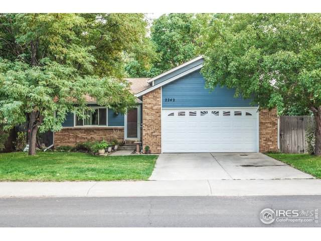 2242 Clydesdale Dr, Fort Collins, CO 80526 (MLS #924469) :: Keller Williams Realty