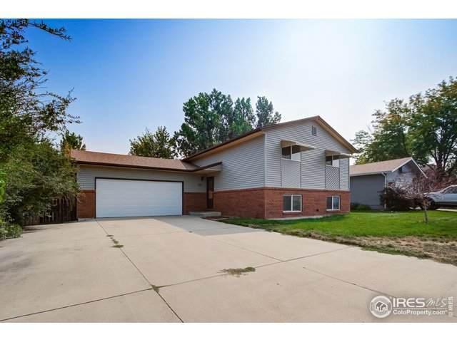 172 45th Ave, Greeley, CO 80634 (MLS #924474) :: Keller Williams Realty