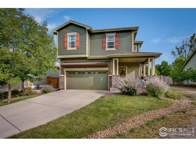 791 Westcliff Dr, Lafayette, CO 80026 (MLS #924476) :: Kittle Real Estate