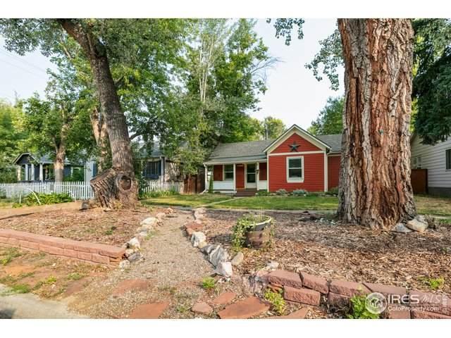 108 8th Ave, Longmont, CO 80501 (MLS #924477) :: Wheelhouse Realty
