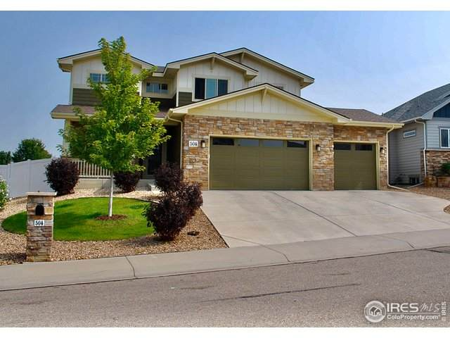 504 56th Ave, Greeley, CO 80634 (#924478) :: My Home Team