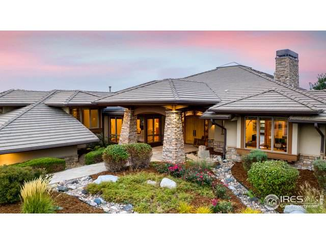 6466 Legend Ridge Trl, Niwot, CO 80503 (MLS #924483) :: Jenn Porter Group