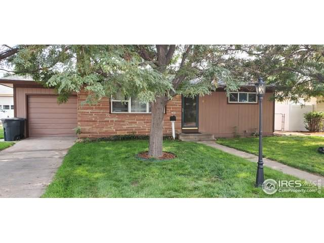 2516 15th Ave Ct, Greeley, CO 80631 (MLS #924486) :: Kittle Real Estate