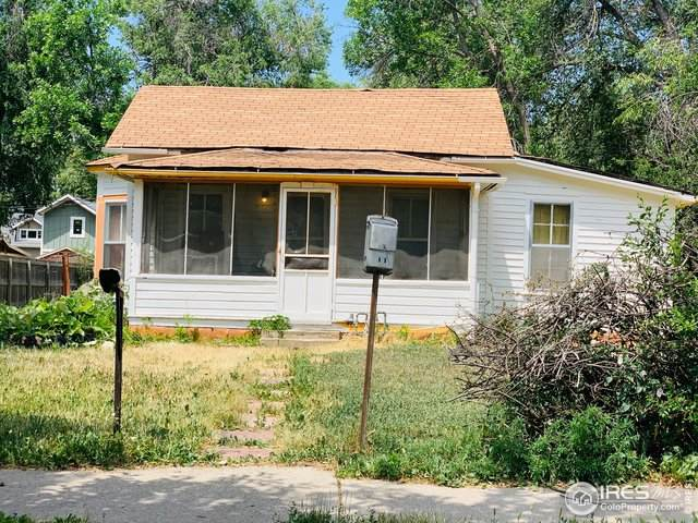 427 Atwood St, Longmont, CO 80501 (MLS #924499) :: Wheelhouse Realty