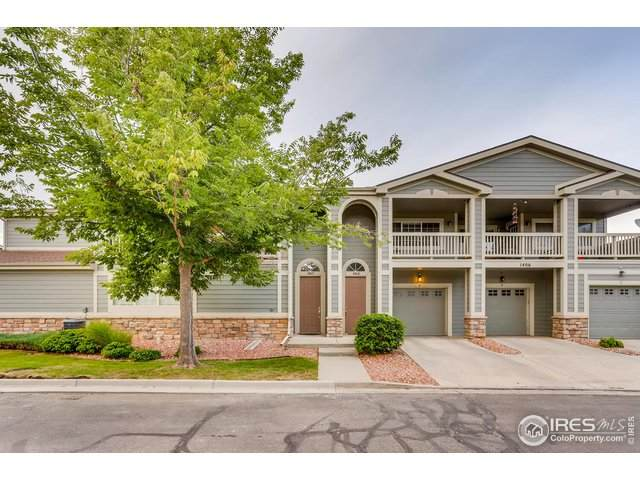 1406 Whitehall Dr #16, Longmont, CO 80504 (MLS #924505) :: Downtown Real Estate Partners