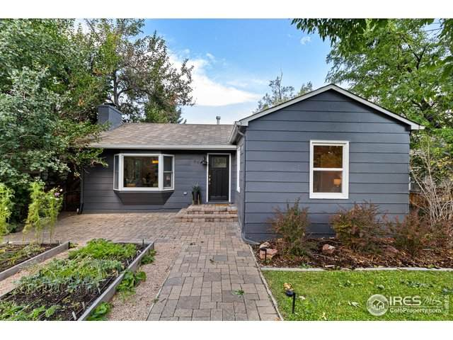 605 Alpine Ave, Boulder, CO 80304 (#924515) :: Kimberly Austin Properties