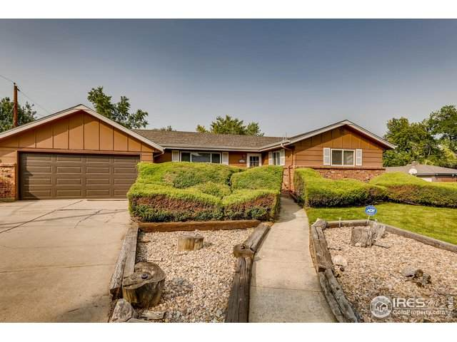 12115 W 61st Ave, Arvada, CO 80004 (MLS #924516) :: 8z Real Estate
