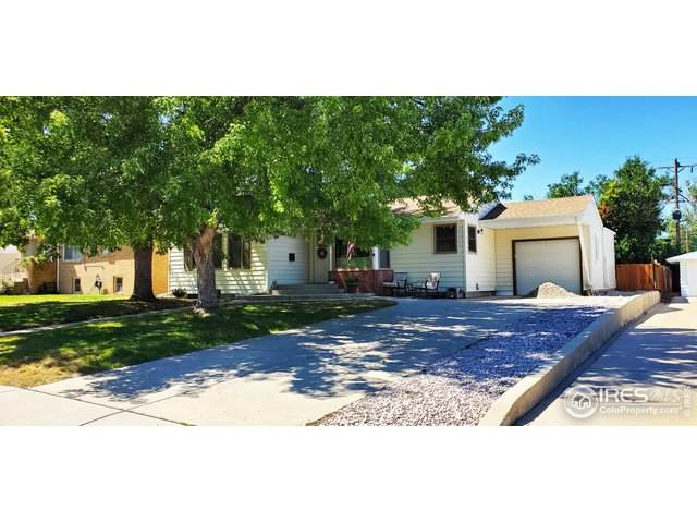 1719 19th Ave, Greeley, CO 80631 (MLS #924528) :: Kittle Real Estate