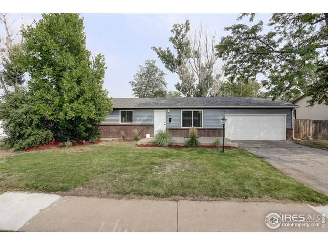 1724 29th Ave Pl, Greeley, CO 80634 (MLS #924533) :: Kittle Real Estate