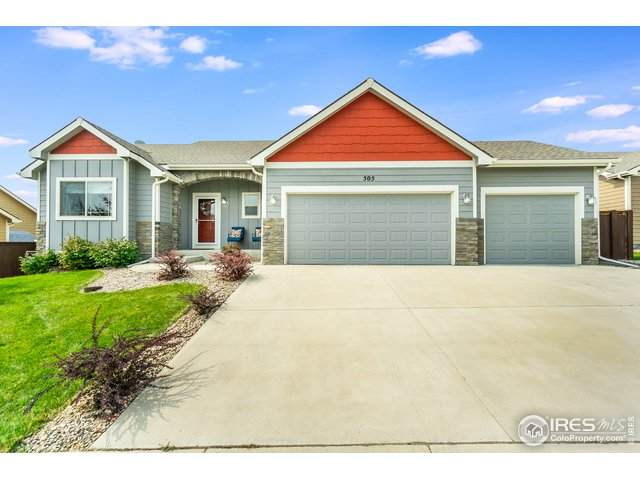 505 Timber Ridge Pkwy, Severance, CO 80550 (MLS #924535) :: Fathom Realty