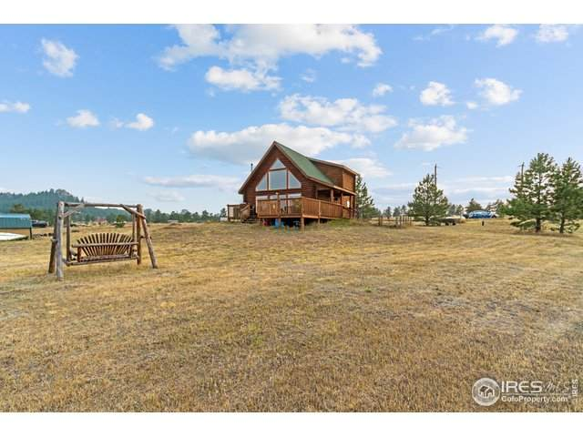 120 N Cucharas Mountain Ct, Livermore, CO 80536 (MLS #924543) :: Wheelhouse Realty