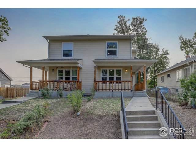 34 S Hazel Ct, Denver, CO 80219 (#924544) :: Peak Properties Group