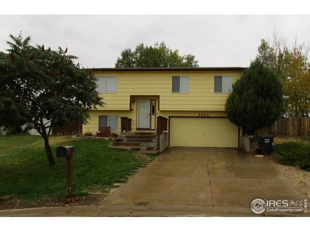 4640 Homestead Ct, Greeley, CO 80634 (MLS #924554) :: Downtown Real Estate Partners