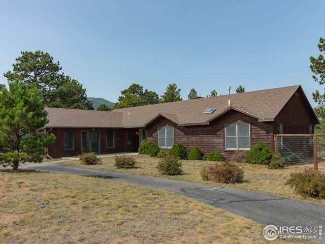 2231 Pine Meadow Dr, Estes Park, CO 80517 (MLS #924569) :: Tracy's Team