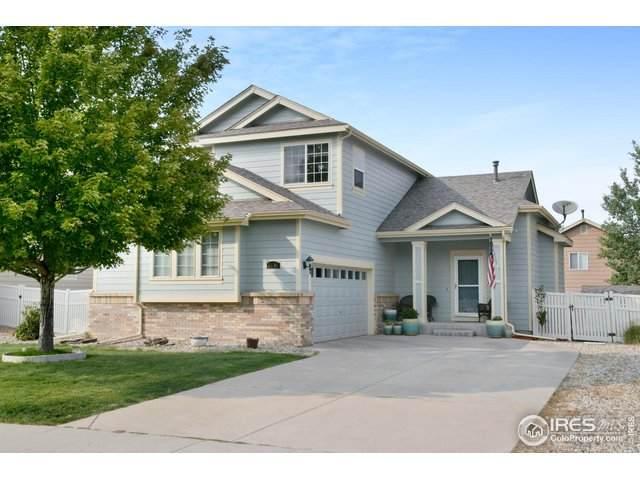 6846 Silverleaf Ave, Firestone, CO 80504 (#924573) :: Re/Max Structure