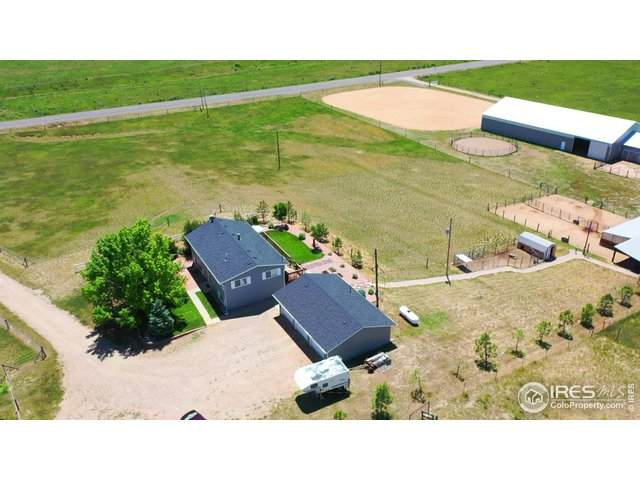 6821 W County Road 12, Loveland, CO 80537 (MLS #924577) :: Downtown Real Estate Partners