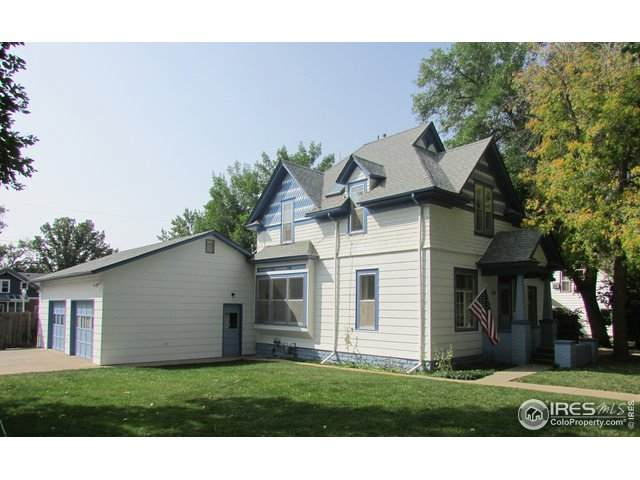 610 W 5th St, Loveland, CO 80537 (MLS #924579) :: Downtown Real Estate Partners