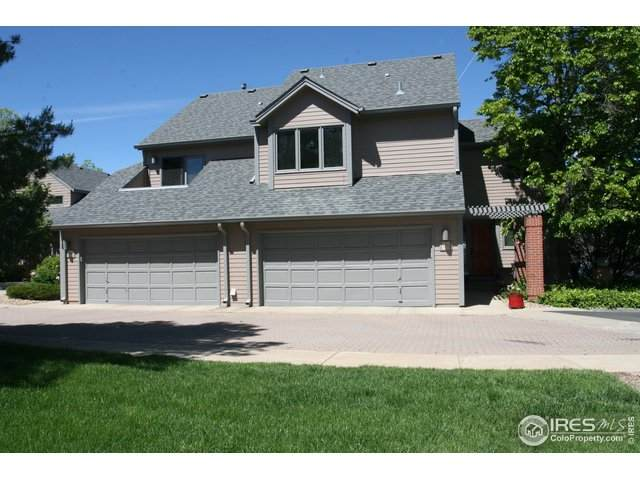 7298 Siena Way #C, Boulder, CO 80301 (MLS #924587) :: 8z Real Estate