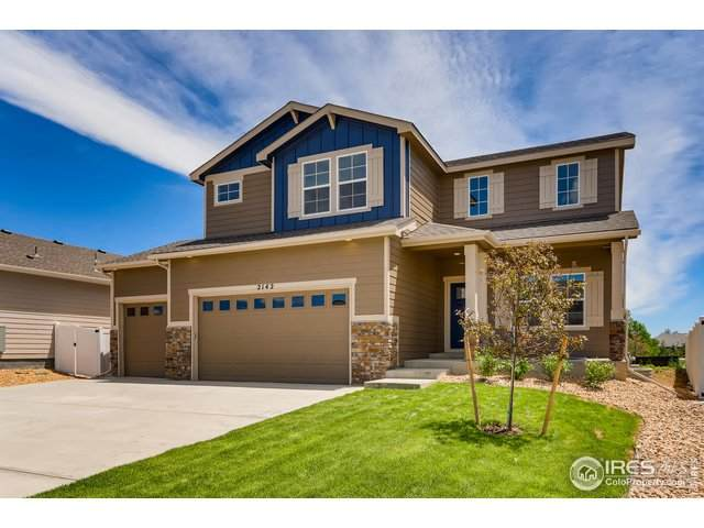 1884 Castle Hill Dr, Windsor, CO 80550 (MLS #924615) :: Downtown Real Estate Partners