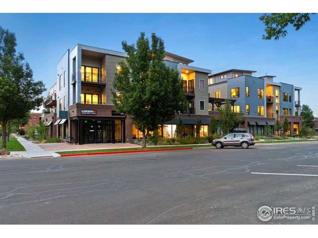 302 N Meldrum St #304, Fort Collins, CO 80521 (MLS #924628) :: Downtown Real Estate Partners