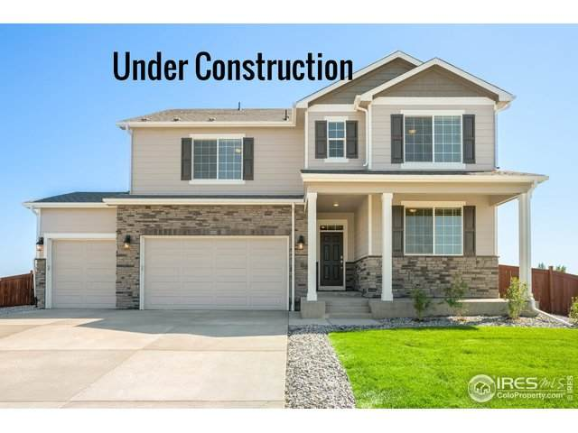 160 Hidden Lake Dr, Severance, CO 80550 (MLS #924630) :: J2 Real Estate Group at Remax Alliance