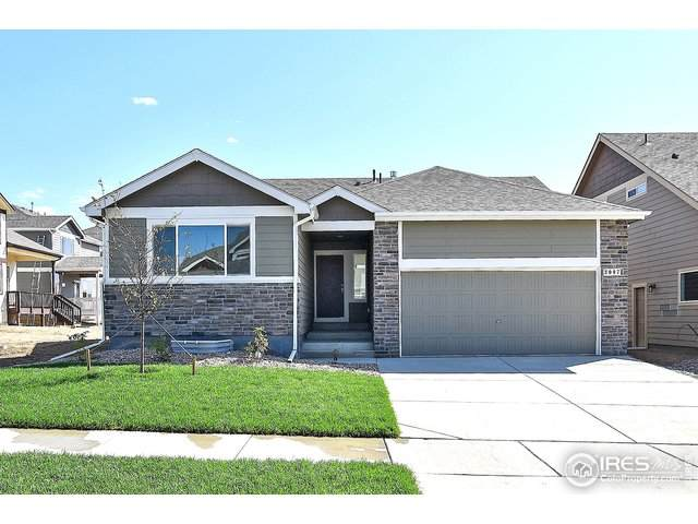 2638 Turquoise St, Loveland, CO 80537 (MLS #924631) :: Fathom Realty