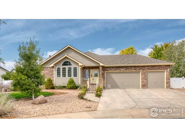 2907 57th Ave, Greeley, CO 80634 (#924636) :: The Griffith Home Team