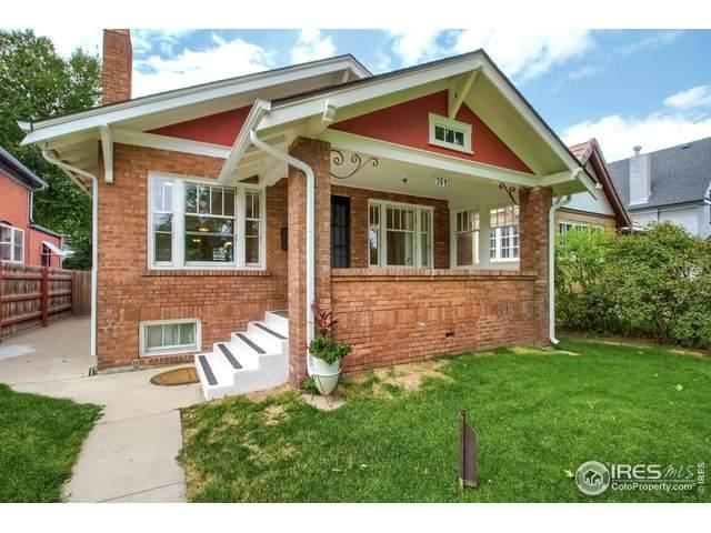 361 S Logan St, Denver, CO 80209 (MLS #924637) :: The Sam Biller Home Team