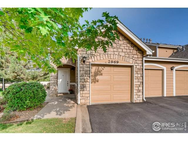 2969 W 119th Ave #201, Westminster, CO 80234 (MLS #924638) :: The Sam Biller Home Team