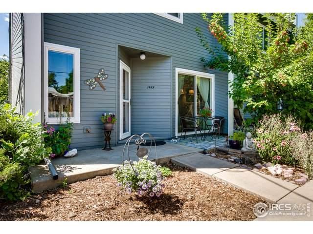 1749 Alpine Ave #10, Boulder, CO 80304 (MLS #924645) :: J2 Real Estate Group at Remax Alliance