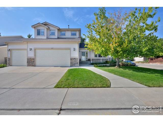 685 Clarendon Dr, Longmont, CO 80504 (#924647) :: Kimberly Austin Properties