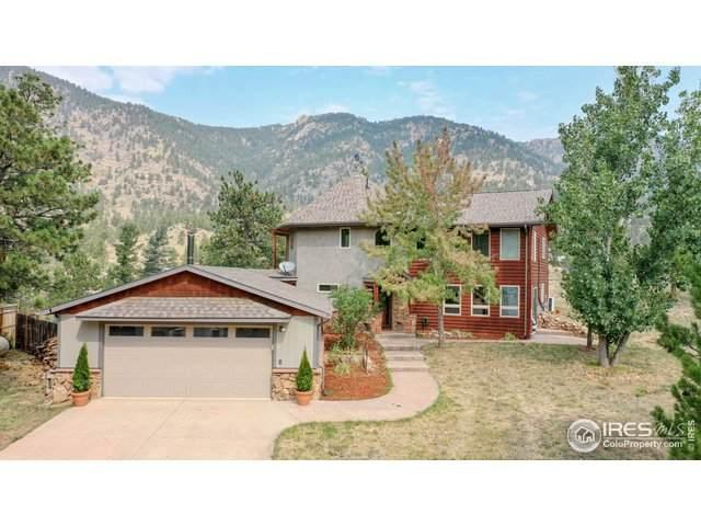 177 Wichita Rd, Lyons, CO 80540 (MLS #924663) :: Jenn Porter Group